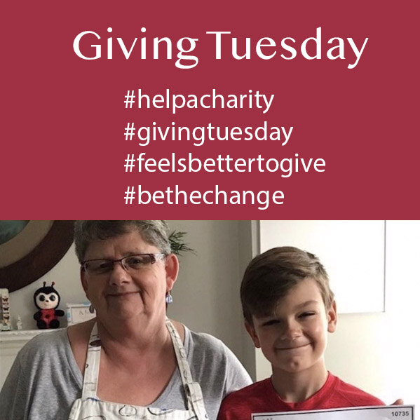 Giving Tuesday at Hope Cottage